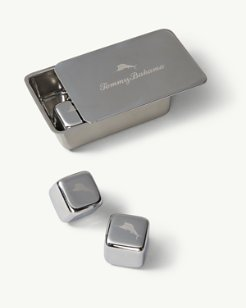 Stainless Steel Whiskey Cubes - Set of 6