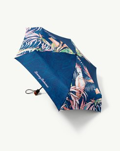 Tropical Macaw Umbrella