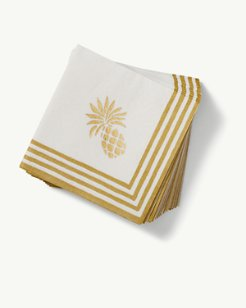 Pineapple Cocktail Napkins
