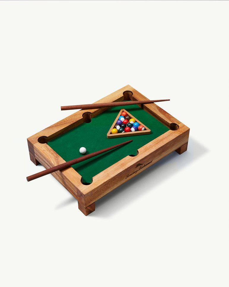 Desktop Mini Pool Table - Mini billiards table set
