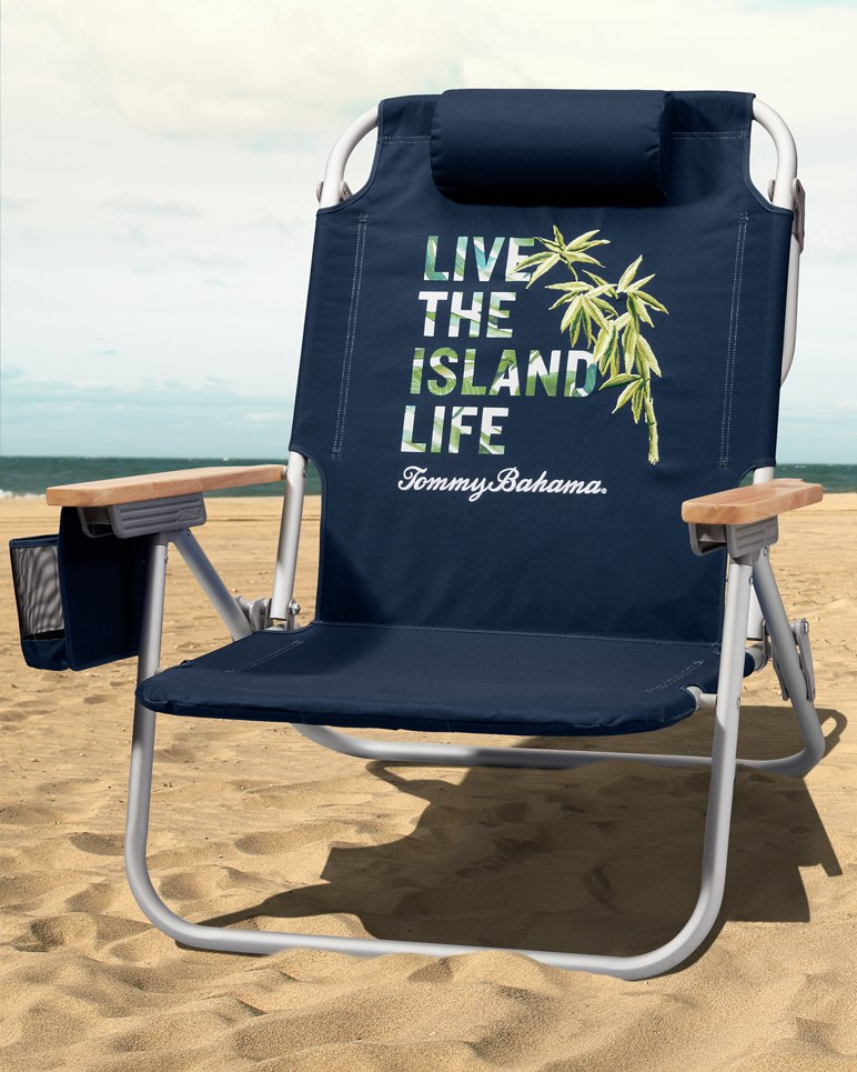 Main Image for Live the Island Life Deluxe Backpack Beach Chair