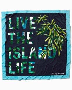 Island Life Beach Blanket
