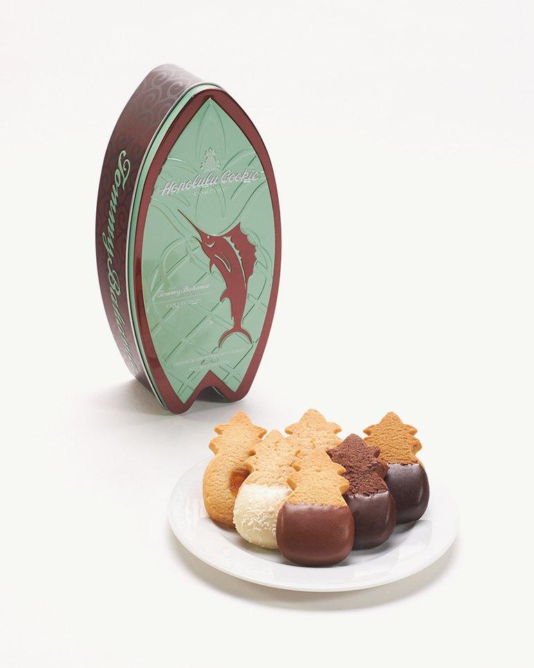 Main Image for Honolulu Cookie Company® Marlin Surfboard Tin
