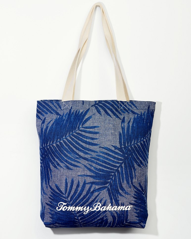 Main Image for Palm Print Cotton Tote