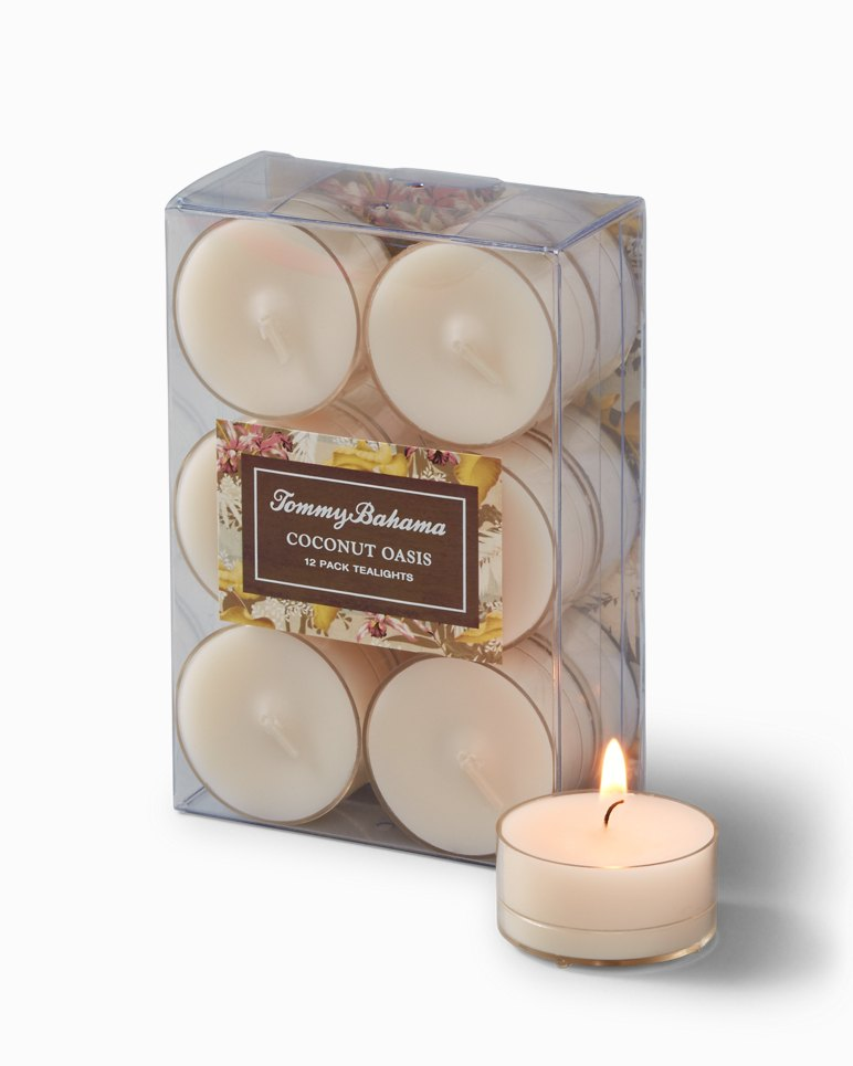 Main Image for Paradise Blends Tea Lights - Set of 12