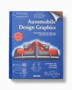 Automobile Design Graphics Book