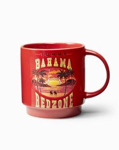 Red Zone Ceramic Mug