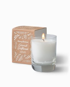 Coconut Driftwood Candle