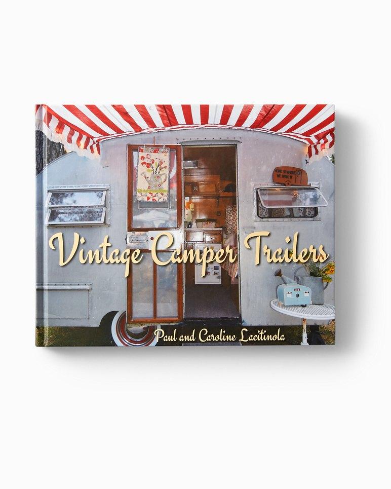 Vintage Camper Trailers Book