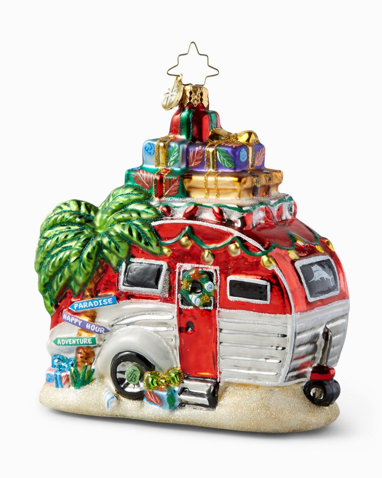 Christopher Radko® Camper Ornament