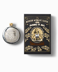 Guide To Doing It All Book Flask