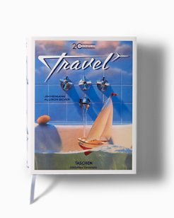 20th Century Travel Book