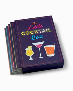Little Cocktail Box Book