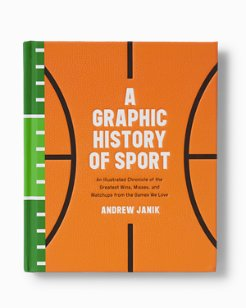 A Graphic History of Sport Book