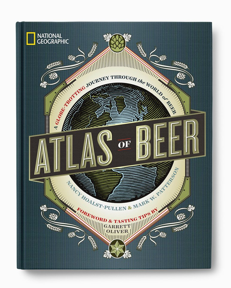 Main Image for National Geographic Atlas of Beer