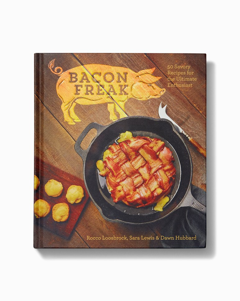 Main Image for Bacon Freak Book