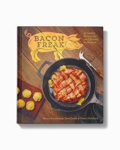 Bacon Freak Book