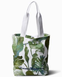 Villa Fronds Shopping Tote