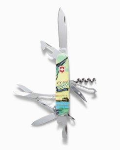 Victorinox Swiss Army® 25th Anniversary Marlin Climber Pocket Knife