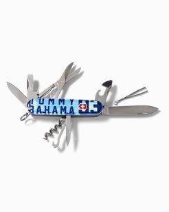 Victorinox Swiss Army® Blue Palm Climber Pocket Knife