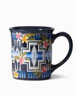 Tommy Bahama & Pendleton® Aloha Harding Ceramic Mug