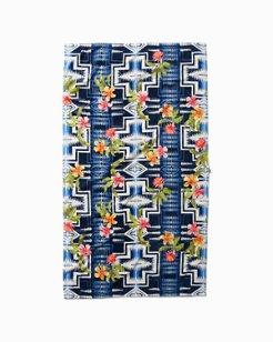 Tommy Bahama & Pendleton® Aloha Harding Beach Towel