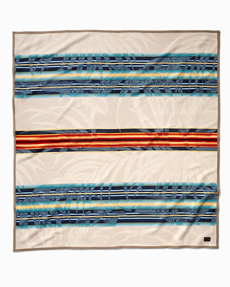 Main Image for Tommy Bahama & Pendleton® Island Serape Stripe Throw Blanket