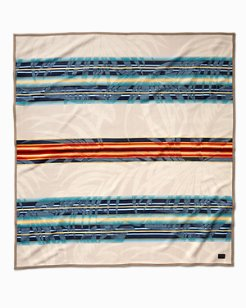 Tommy Bahama & Pendleton® Island Serape Stripe Throw Blanket