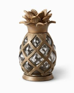 Large Pineapple Votive Holder