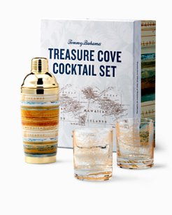 Treasure Cove Cocktail Set