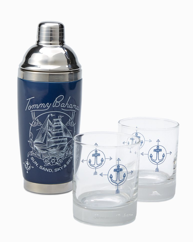 Main Image for Sail Away Shaker Set