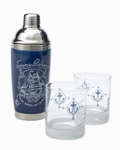 Sail Away Shaker Set