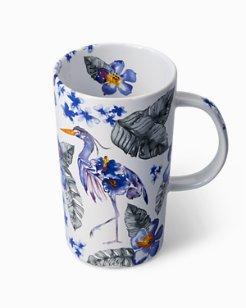 Heron Ceramic Mug