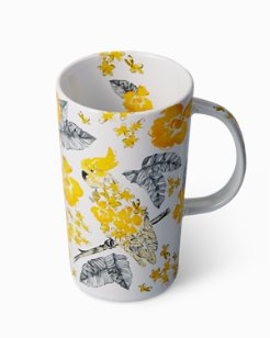 Cockatoo Ceramic Mug