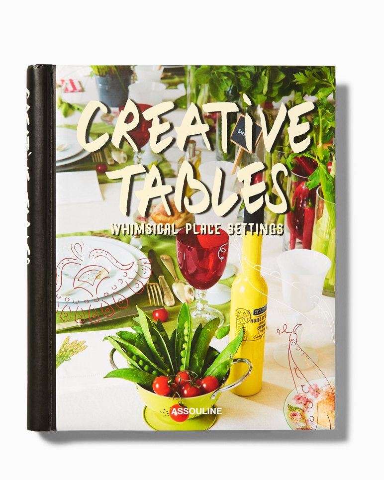 Main Image for Creative Tables Book