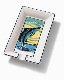 25th Anniversary Marlin Mini Ashtray