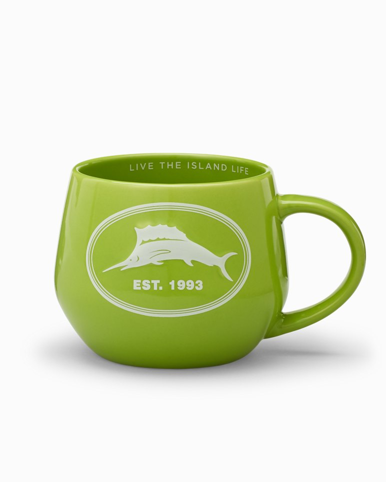 Main Image for Embossed Marlin Collector Mug