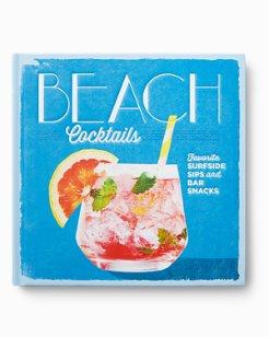 Beach Cocktails Book