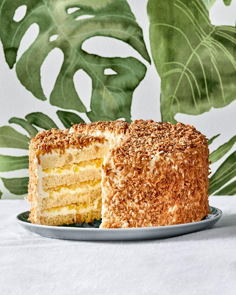 Main Image for Piña Colada Cake