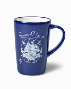 Sail Away Ceramic Mug