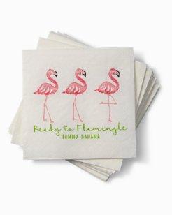 Ready To Flamingle Napkins