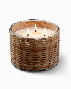 Villa Fronds 3-Wick Candle