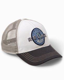 Marlin Relax Trucker Cap