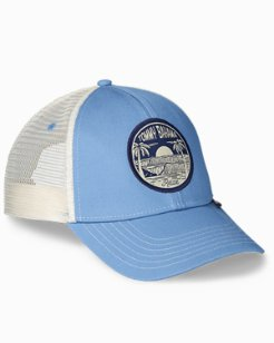 Surf Circle Trucker Cap