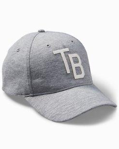 Tommy Bahama Monogram Knit Cap