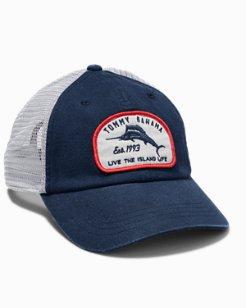 Marlin Trucker Cap