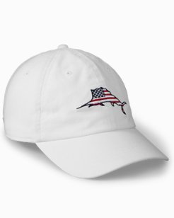 American Marlin Cap