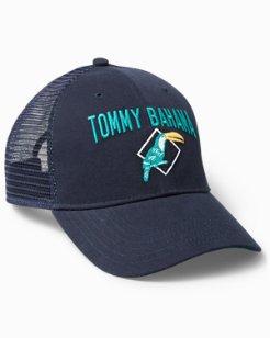 Toucan Trucker Cap