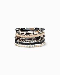 Boca Beaded Bracelet