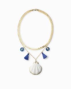 Tassel Shell Necklace